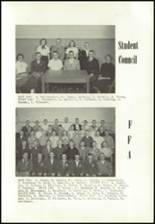 1955 Tripoli High School Yearbook Page 92 & 93