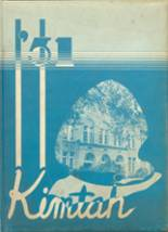 1951 Yearbook West Seattle High School