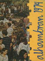 1974 Yearbook Alhambra High School