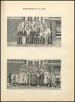 1936 Richwood High School Yearbook Page 152 & 153
