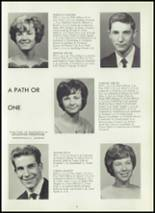 1966 Morrowville High School Yearbook Page 12 & 13