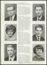 1966 Morrowville High School Yearbook Page 14 & 15