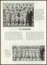 1966 Morrowville High School Yearbook Page 20 & 21