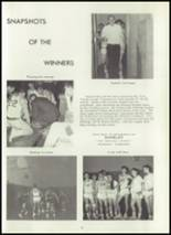 1966 Morrowville High School Yearbook Page 24 & 25