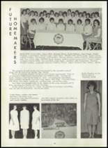 1966 Morrowville High School Yearbook Page 28 & 29