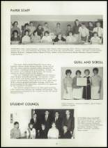 1966 Morrowville High School Yearbook Page 30 & 31