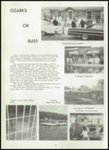 1966 Morrowville High School Yearbook Page 42 & 43