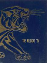 1974 Yearbook Mayville High School
