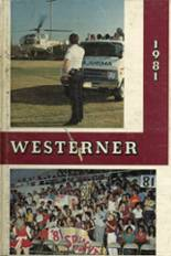 1981 Yearbook West Phoenix High School