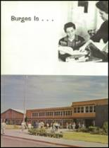 1967 Burges High School Yearbook Page 10 & 11