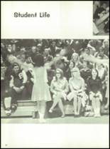 1967 Burges High School Yearbook Page 14 & 15