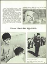 1967 Burges High School Yearbook Page 20 & 21