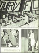 1967 Burges High School Yearbook Page 22 & 23