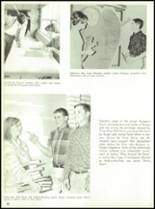 1967 Burges High School Yearbook Page 26 & 27