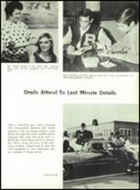 1967 Burges High School Yearbook Page 28 & 29