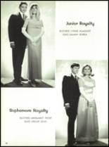 1967 Burges High School Yearbook Page 36 & 37
