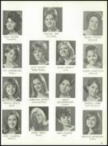 1967 Burges High School Yearbook Page 38 & 39