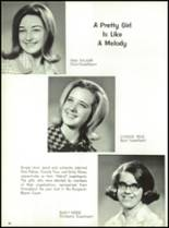 1967 Burges High School Yearbook Page 40 & 41