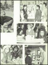 1967 Burges High School Yearbook Page 42 & 43