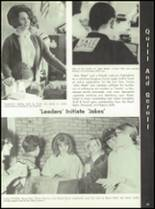 1967 Burges High School Yearbook Page 46 & 47