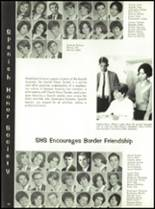 1967 Burges High School Yearbook Page 48 & 49