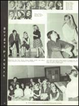 1967 Burges High School Yearbook Page 50 & 51