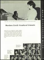 1967 Burges High School Yearbook Page 52 & 53