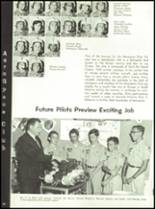 1967 Burges High School Yearbook Page 54 & 55