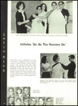 1967 Burges High School Yearbook Page 60 & 61