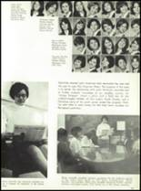 1967 Burges High School Yearbook Page 64 & 65