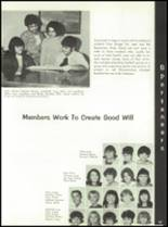 1967 Burges High School Yearbook Page 66 & 67