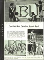 1967 Burges High School Yearbook Page 68 & 69