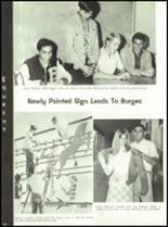 1967 Burges High School Yearbook Page 74 & 75