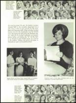 1967 Burges High School Yearbook Page 80 & 81
