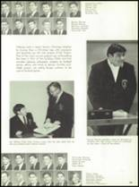 1967 Burges High School Yearbook Page 82 & 83