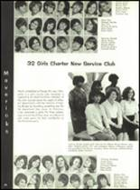 1967 Burges High School Yearbook Page 84 & 85