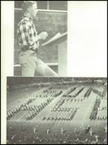 1967 Burges High School Yearbook Page 86 & 87