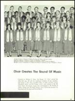 1967 Burges High School Yearbook Page 88 & 89