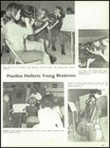 1967 Burges High School Yearbook Page 90 & 91