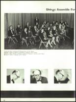 1967 Burges High School Yearbook Page 92 & 93
