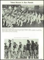 1967 Burges High School Yearbook Page 94 & 95