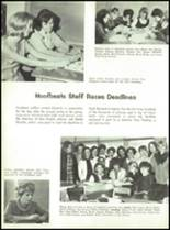 1967 Burges High School Yearbook Page 98 & 99