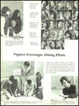 1967 Burges High School Yearbook Page 100 & 101
