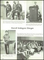 1967 Burges High School Yearbook Page 102 & 103
