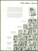 1967 Burges High School Yearbook Page 106 & 107