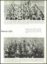 1967 Burges High School Yearbook Page 108 & 109