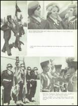 1967 Burges High School Yearbook Page 110 & 111