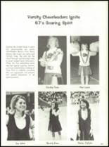 1967 Burges High School Yearbook Page 114 & 115