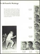 1967 Burges High School Yearbook Page 132 & 133