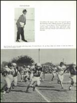 1967 Burges High School Yearbook Page 136 & 137